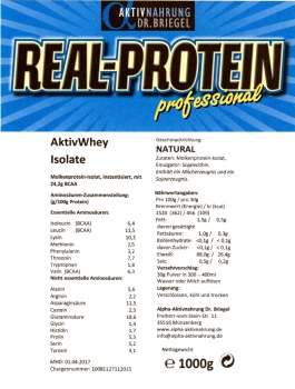 AktivWhey Isolate